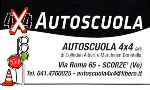 Autoscuola 4x4 Scorzè