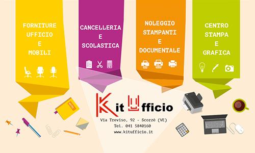Kit Ufficio Scorzè