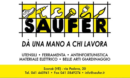 Saufer utensili, ferramenta, antinfortunistica, materiale elettrico, belle arti, giardinaggio