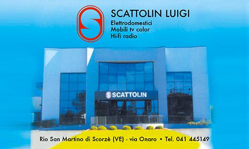 Scattolin Luigi elettrodomestici, mobili