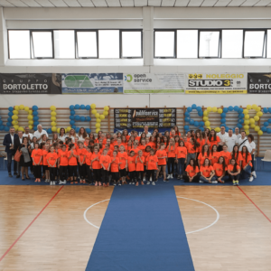 libertas volley scorzè 2018/2019