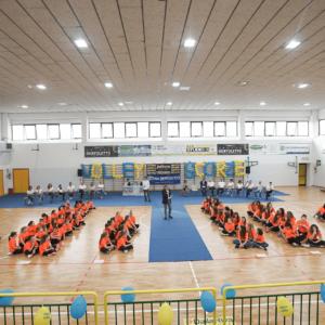 presentazione squadre libertas volley scorzè