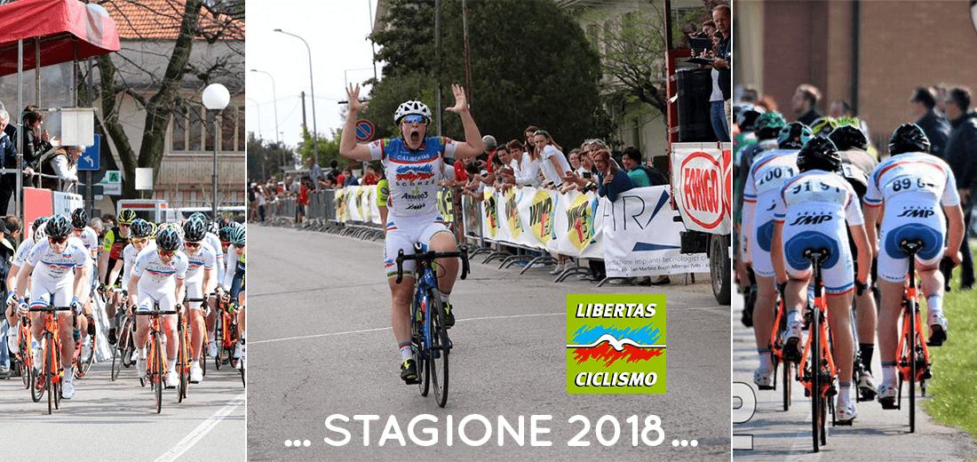 Libertas Ciclismo Scorzè, un 2018 da urlo!