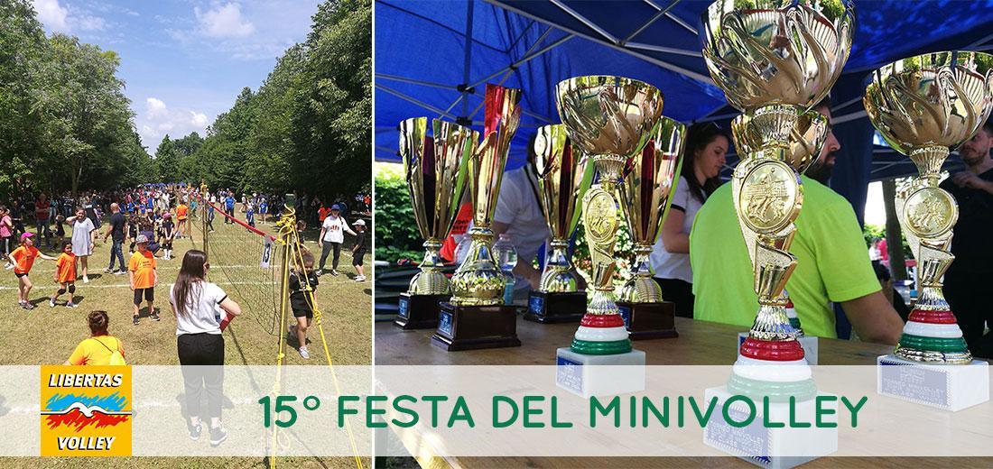 15° Festa del Minivolley S3 a Scorzè