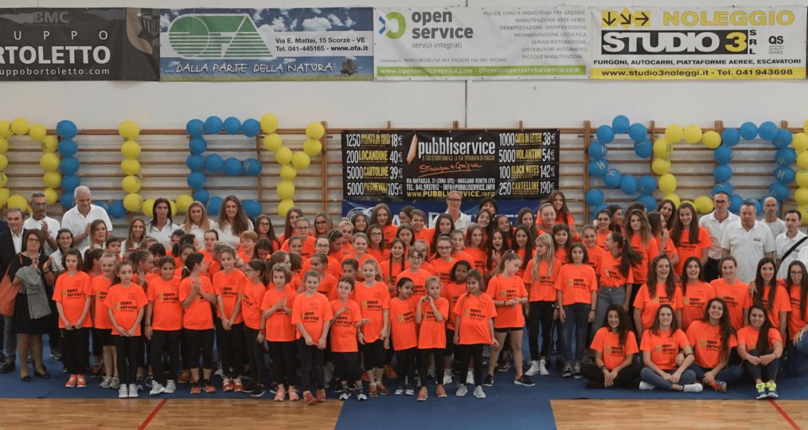 Presentazione Squadre Libertas Volley Scorzè 2018/2019