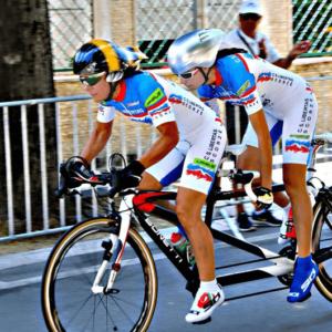Campionesse italiane crono paraolimpico