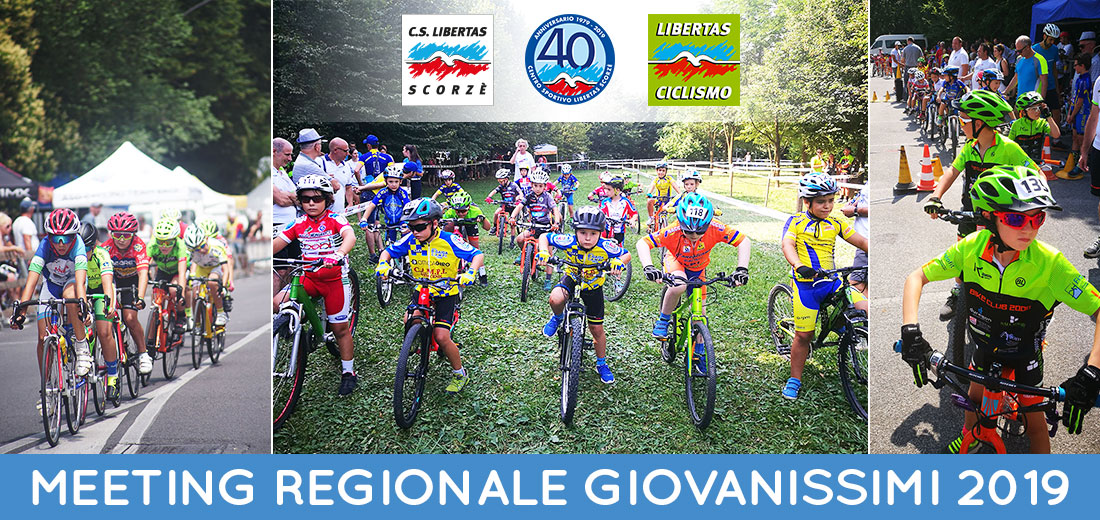 Meeting Regionale Giovanissimi – 13° G.P. Giancarlo Pamio A.M.
