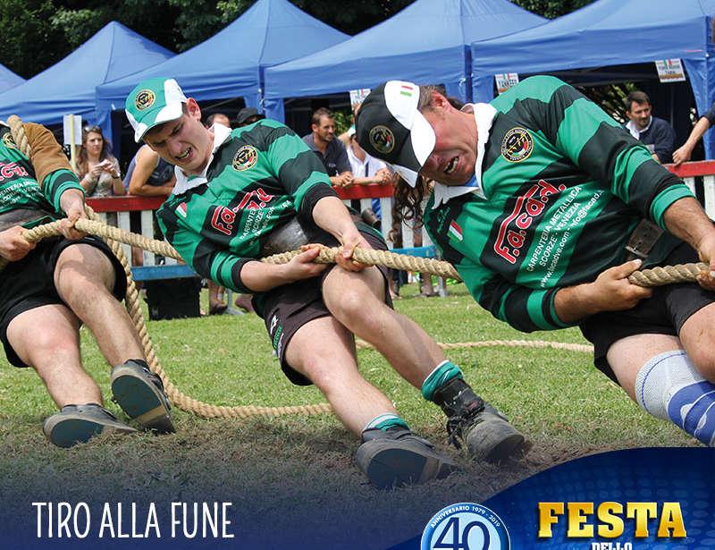 11 Agosto – Festa dello Sport: finale di Tiro alla Fune!