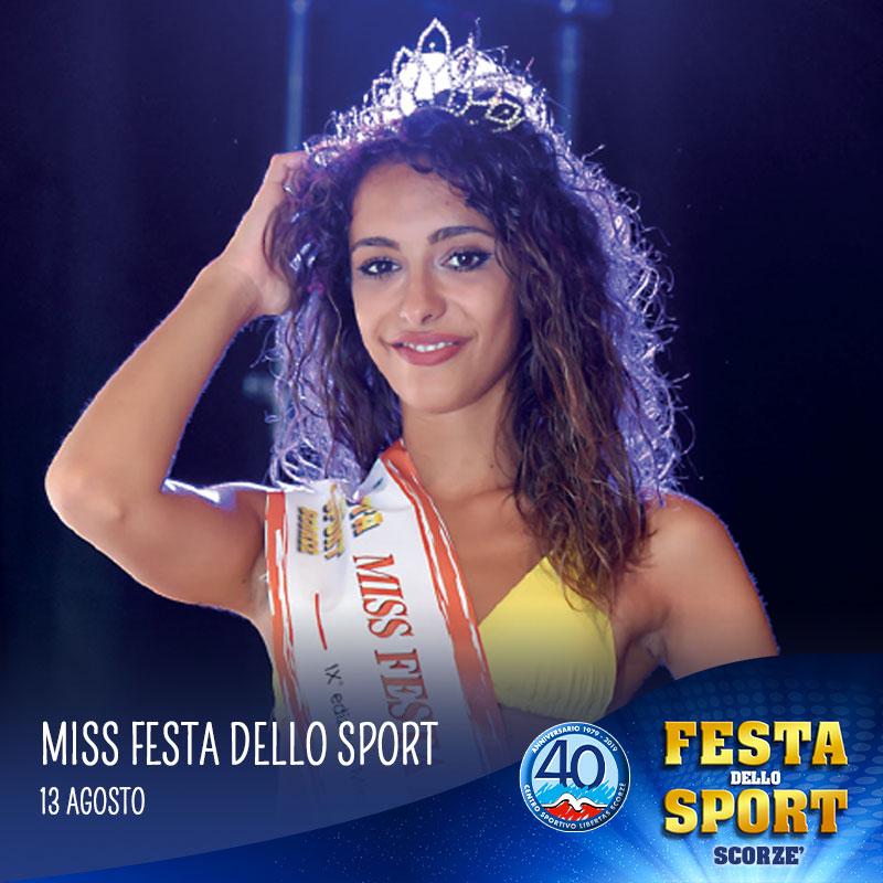 miss festa dello sport 2019