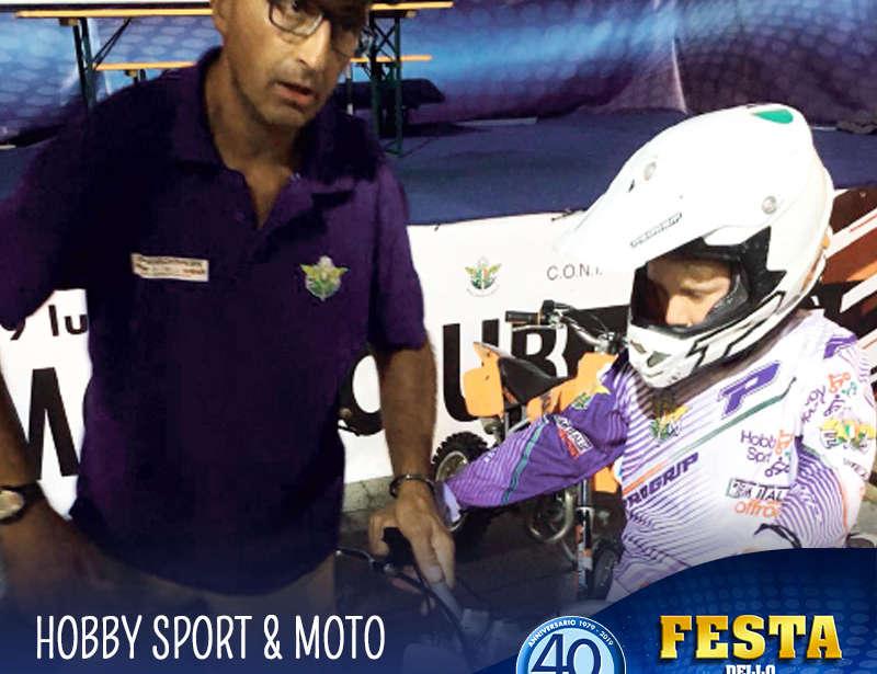 18 Agosto – Festa dello Sport: Hobby Sport e Moto!