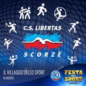 villaggio dello sport alla festa dello sport