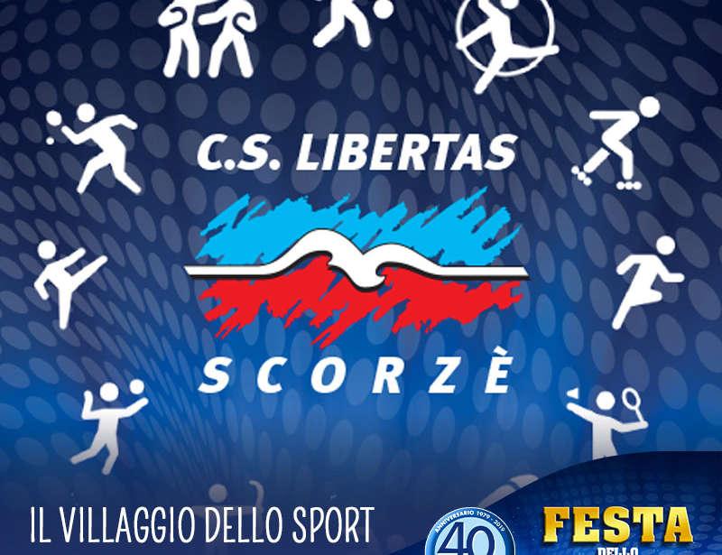 19 Agosto – Festa dello Sport: il Villaggio dello Sport!