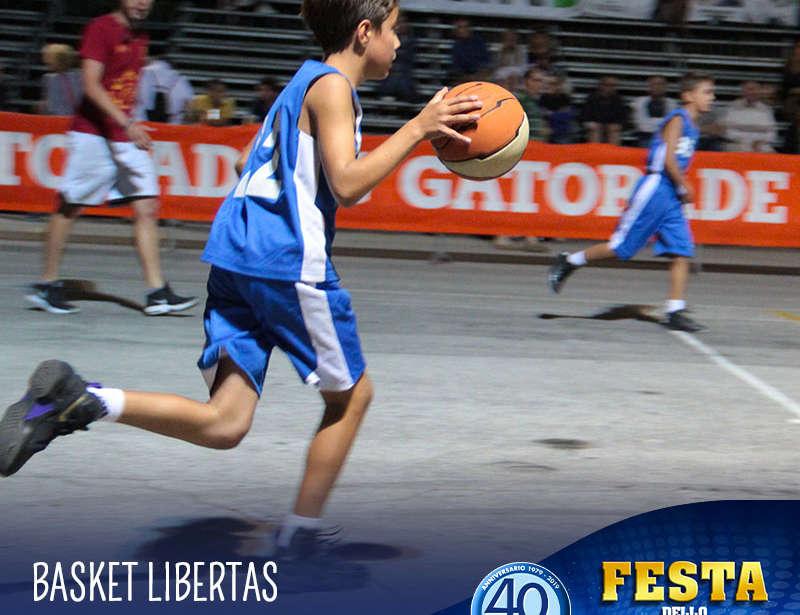 20 Agosto – Festa dello Sport: tornei di Basket!
