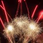 fuochi d'artificio alla festa dello sport scorzè 2019