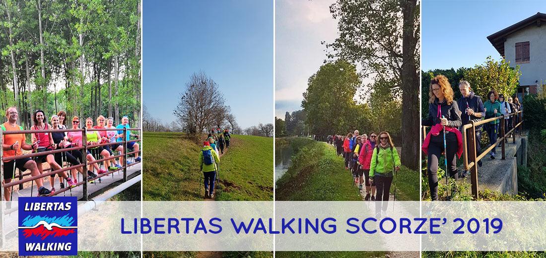 Nordic Walking: Libertas continua a crescere!