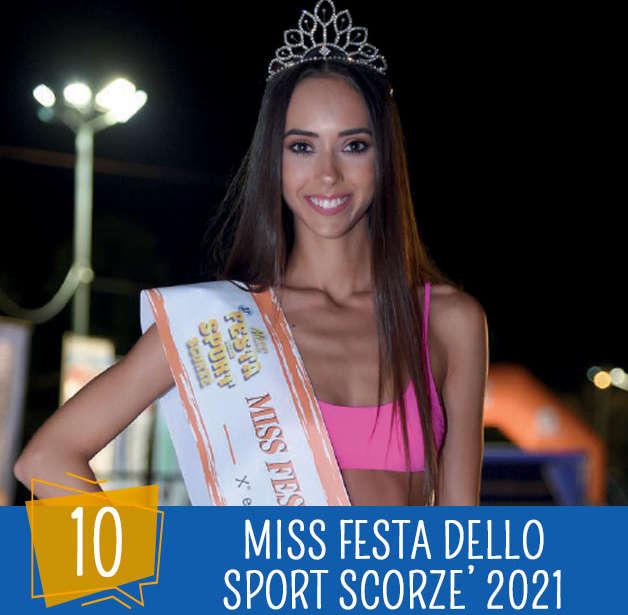 Festa dello Sport 10 Agosto: Miss Festa dello Sport 2021