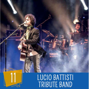 lucio battisti tribute band