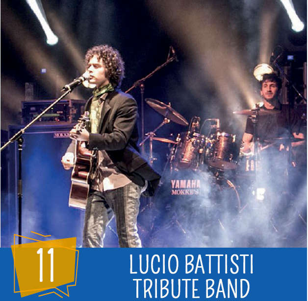 Festa dello Sport 11 Agosto: gare ciclistiche e Lucio Battisti Tribute Band