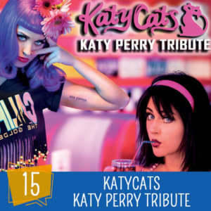 katy perry tribute band