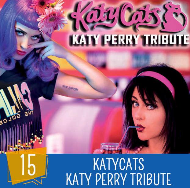 Festa dello sport 15 Agosto: KatyCats – Katy Perry