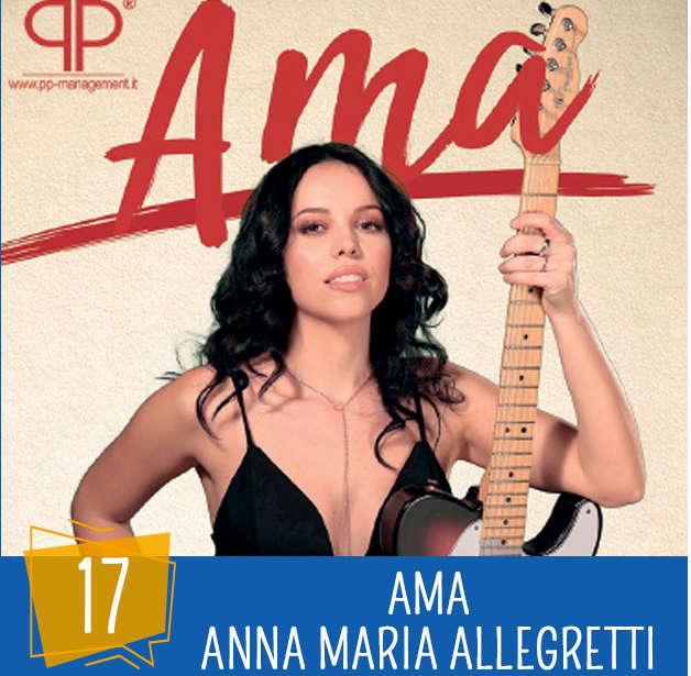 Festa dello Sport 17 Agosto: Anna Maria Allegretti