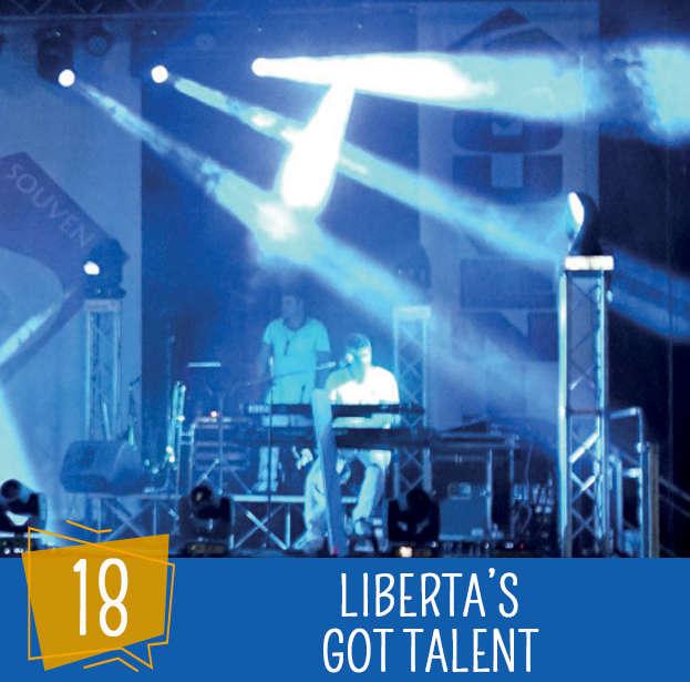 Festa dello Sport 18 Agosto: minicross bike e Liberta's Got Talent