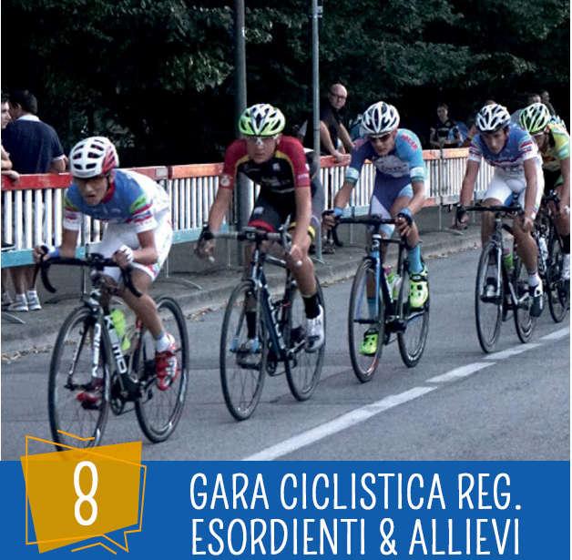 Festa dello Sport 8 Agosto: gare ciclistiche e orchestra I Rodigini
