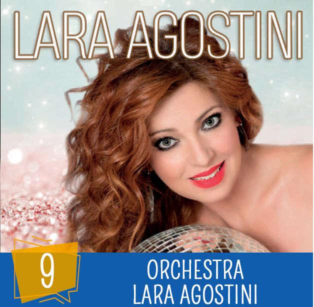Festa dello Sport 9 Agosto: orchestra Lara Agostini